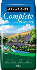 15 kg Arkwrights Complete Chicken - voksenfoder