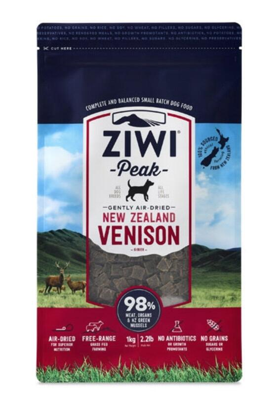 ziwi-peak-hundefoder - kornfri